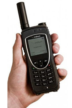 Iridium Handheld SatPhone